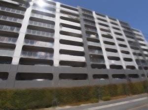 愛知県名古屋市のマンションを任意売却で解決した事例のマンション外観