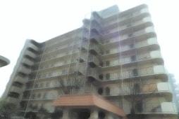 [大阪市鶴見区]任意売却の解決事例:定年後・親子間売買のマンション外観