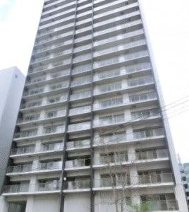 [北海道] 離婚で自宅マンションを任意売却した解決事例_外観