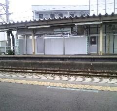 大宮駅ホームの写真