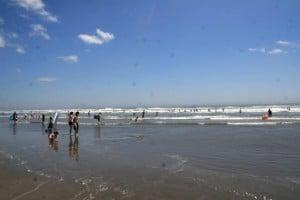 海岸イメージ写真