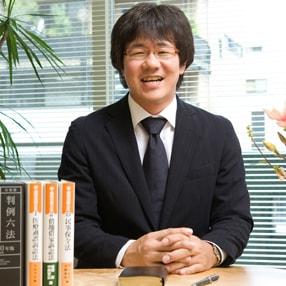 弁護士の杉本 徳生先生が当協会に参加しました