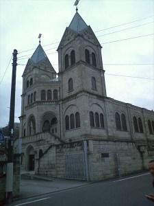 宇都宮の松が峰教会
