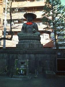 新宿太宗寺のお地蔵様