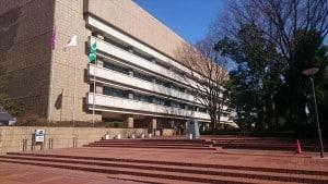 八王子市役所納税課に行きました。