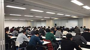 試験 大阪会場